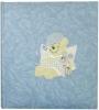 Babyalbum blau