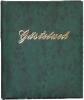 Gästebuch grün